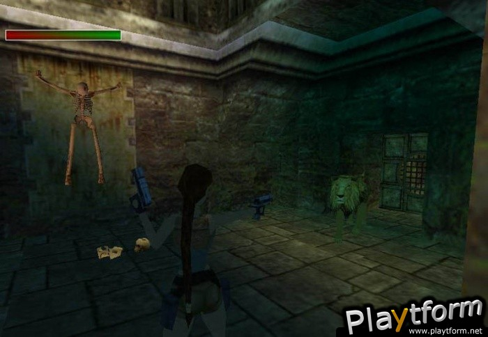 Tomb Raider: Chronicles (PC)