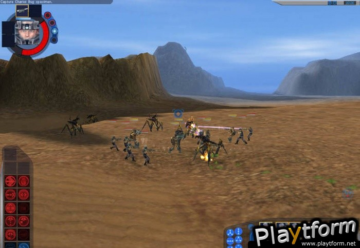 Starship Troopers (2000) (PC)