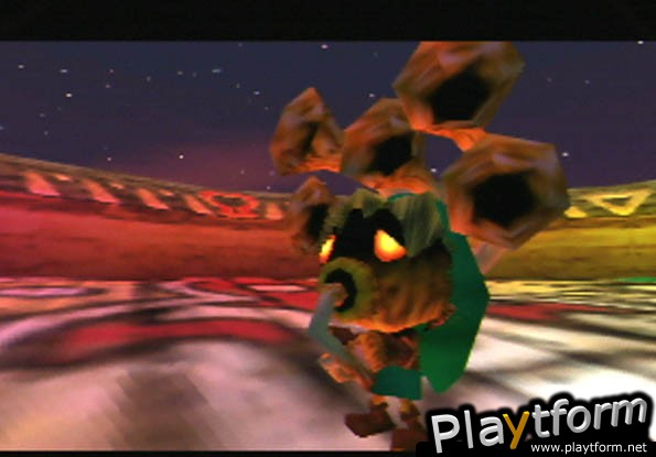The Legend of Zelda: Majora's Mask (Nintendo 64)