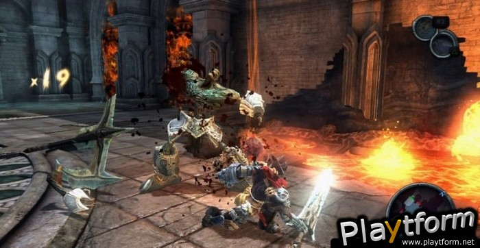 Darksiders (PlayStation 3)