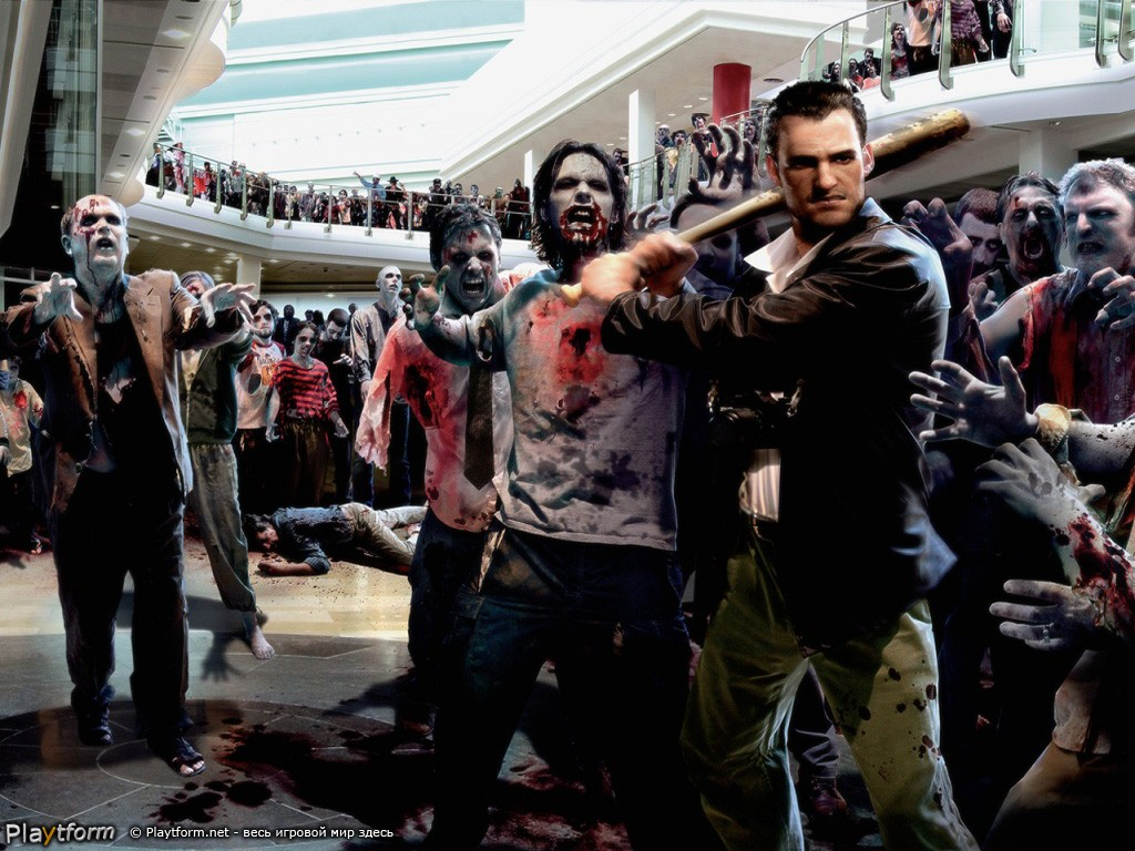 DEAD RISING (BlackBerry)