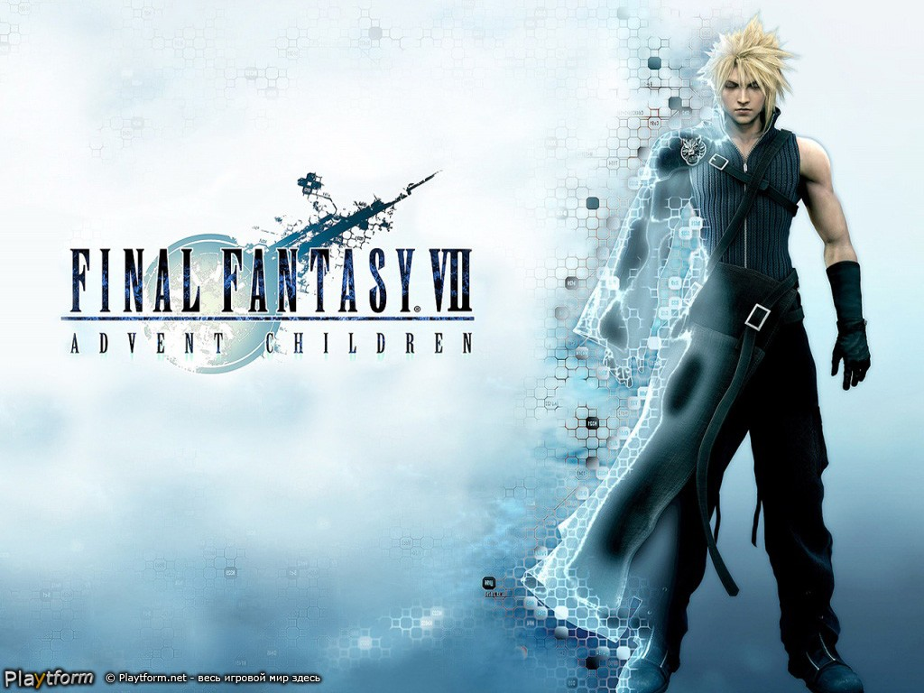 Final Fantasy VII: Advent Children (PSP)