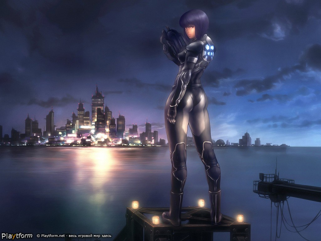 Ghost in the Shell: Stand Alone Complex (PlayStation 2)