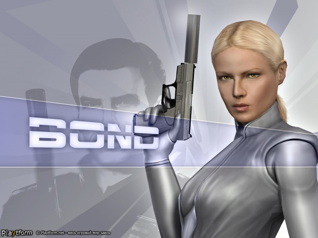 James Bond 007: Everything or Nothing (PlayStation 2)