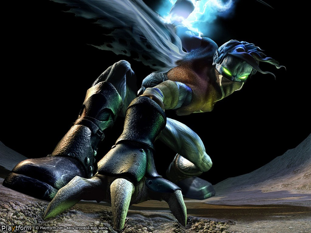 Legacy of Kain: Defiance (PlayStation 2)