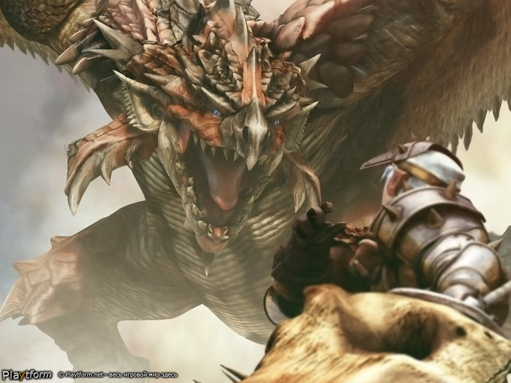 Monster Hunter Freedom (PSP)