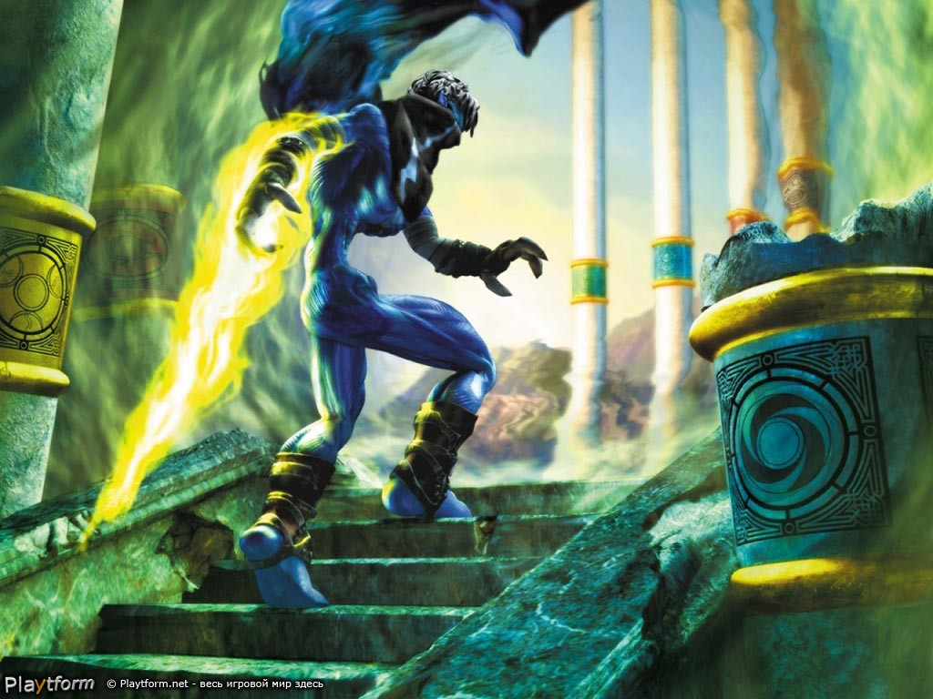 Soul Reaver 2 (PlayStation 2)