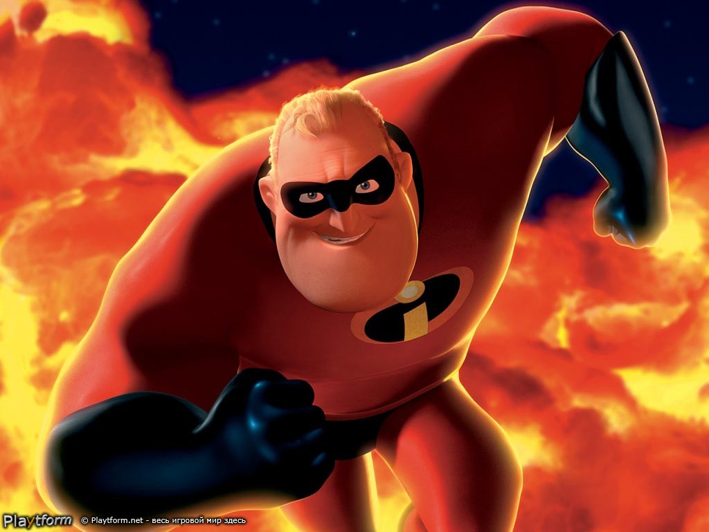 The Incredibles (PlayStation 2)