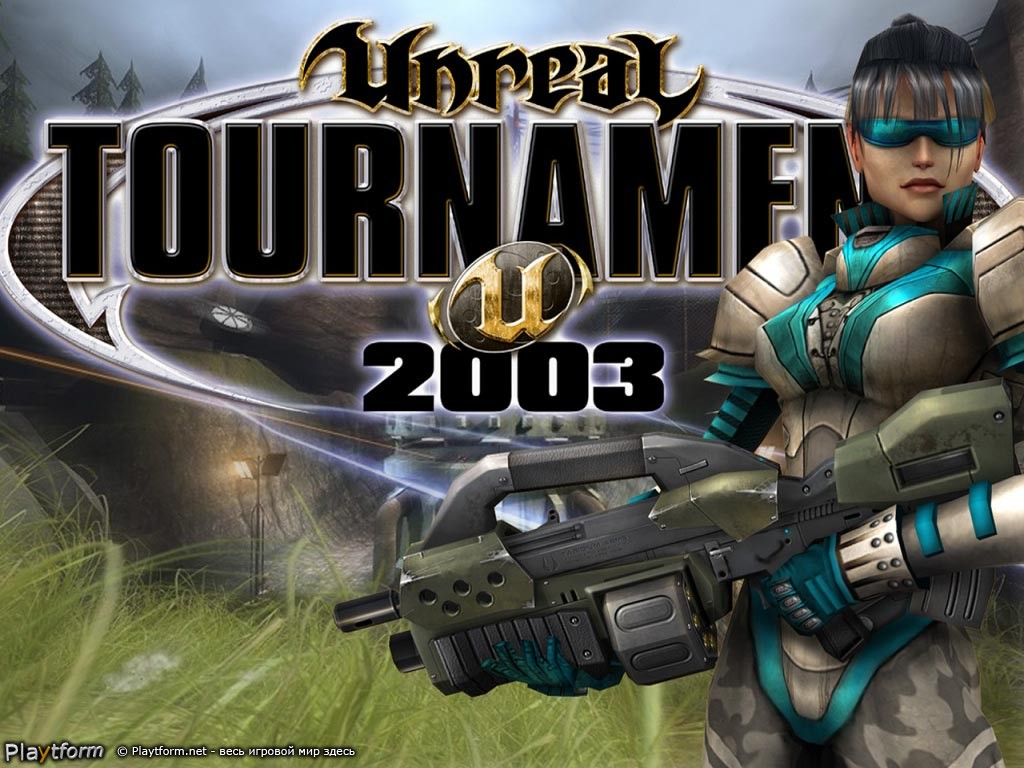 Unreal Tournament 2003 (PC)